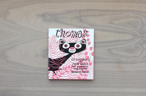 Thomas by Mary Harris via #graineditshop