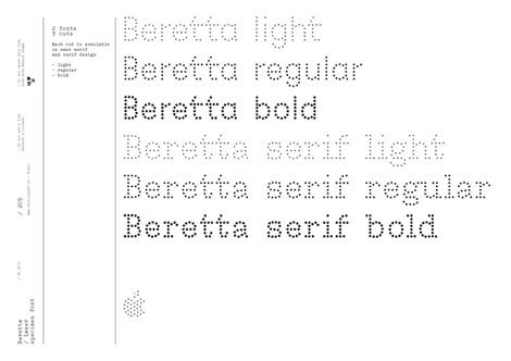 Beretta by Damien Gautier
