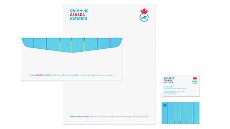 Hulse  Durrell -Identity work for Canada Swimming Team
