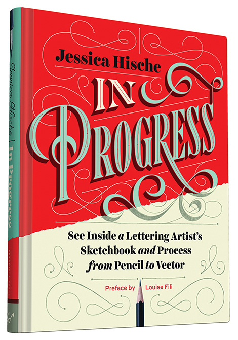 Jessica Hische In Progress
