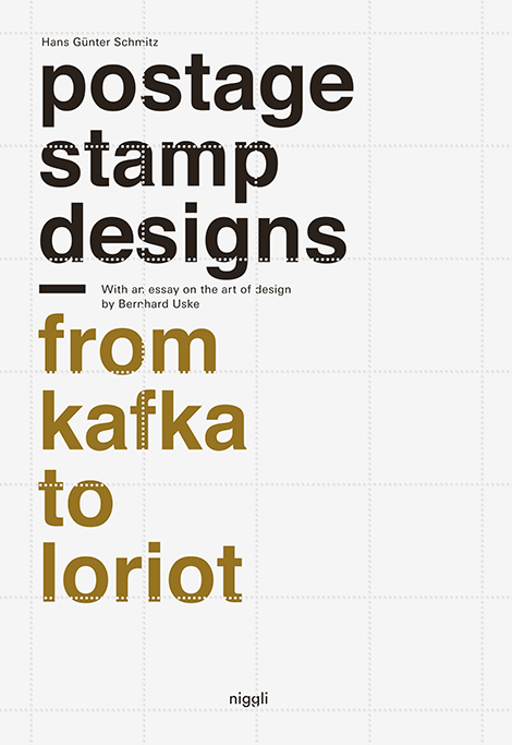 Postage Stamp Designs – From Kafka to Loriot