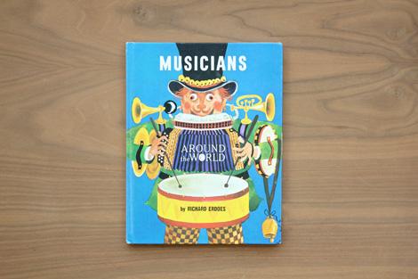 Musicians  Around the World via #graineditshop