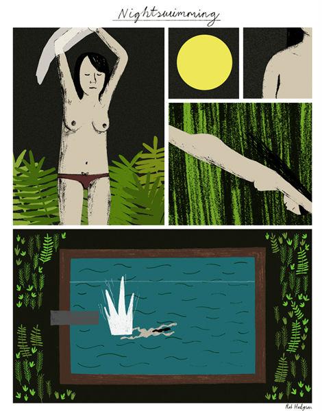 Rob Hodgson Illustration