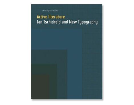 Jan Tschichold Book via grain edit