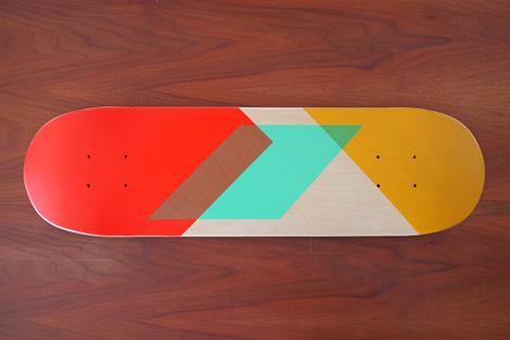 Skate Deck by Magna
