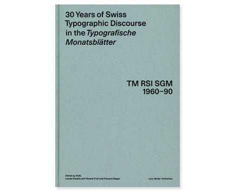 30 Years of Swiss Design via #grainedit
