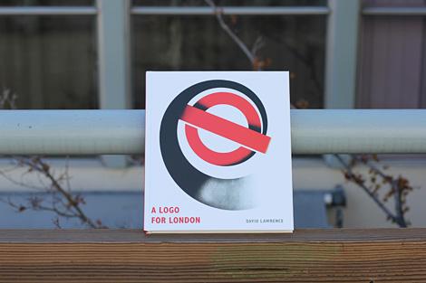 Logo for London via grain edit