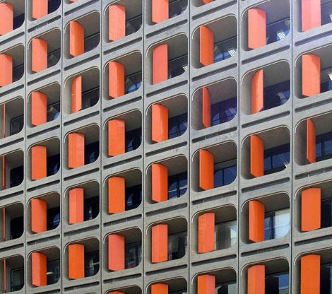 edifício morro vermelho