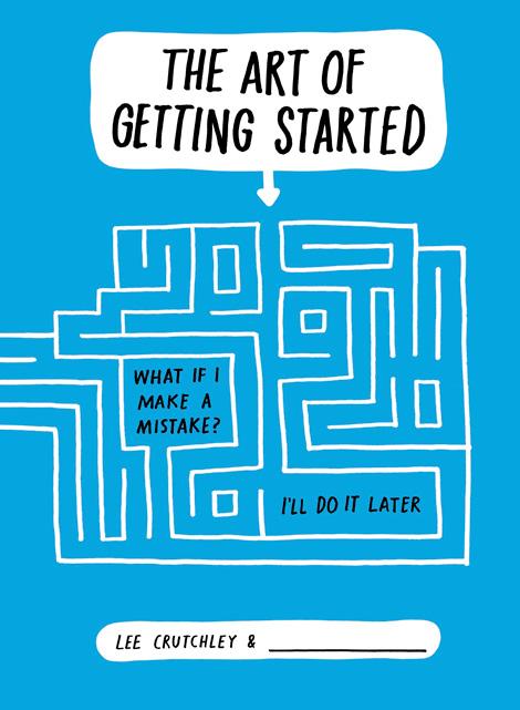 Art of Getting Started via #grainedit