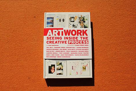 artwork process