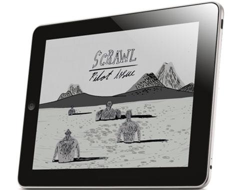 scrawl magazine