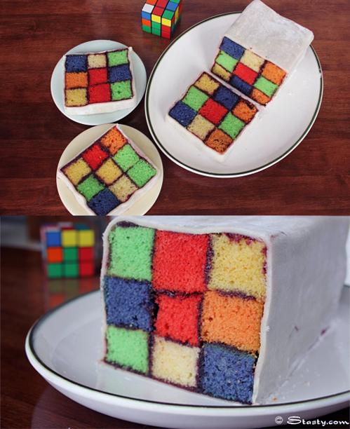 taste the rainbow meets nerddom