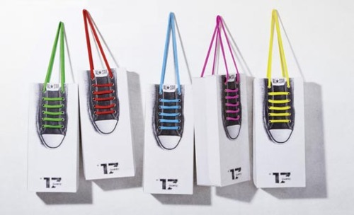Shoe box-bags by Design Company kempertrautmannSmart catchy design! I love the thinking. I really need to get my mind to think this expansively.